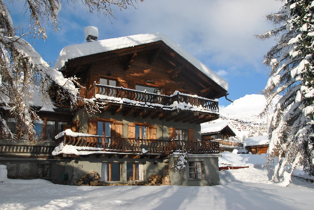 Chalet Chalet Norjeanne